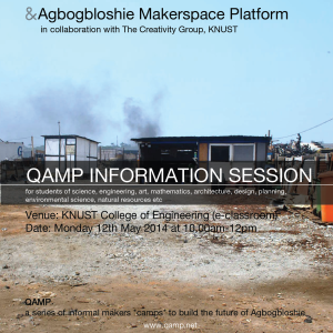 QAMP Information Session-02-01